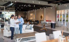 Furniture-Glass Store